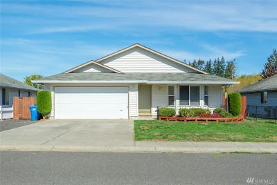 Chehalis Single Family Home For Sale: 107 Rose Marie Dr