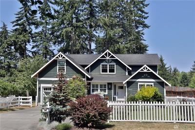 Freeland Single Family Home For Sale: 1847 Twin Oaks Lane