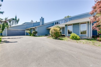 Chehalis Single Family Home For Sale: 1309 NW Airport Road