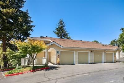 Bellevue Condo/Townhouse For Sale: 2500 118th Ave SE #101