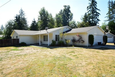 Yelm Single Family Home For Sale: 17445 SE Heather Lane