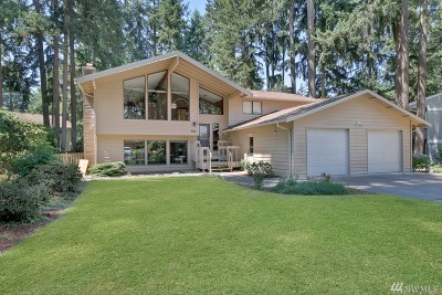 Puyallup Single Family Home For Sale: 3204 28th St SE