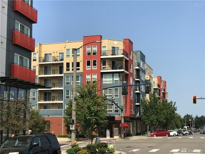 Everett Condo/Townhouse For Sale: 2824 Grand Ave #A503