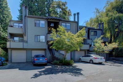 Kirkland Condo/Townhouse For Sale: 7012 116th Ave NE #B