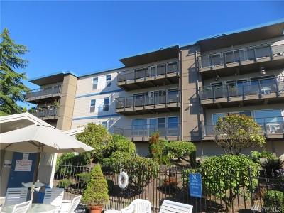 Edmonds Condo/Townhouse For Sale: 550 Elm Wy #312