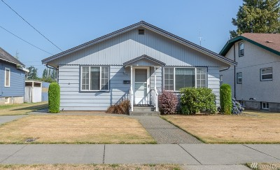 Lynden Single Family Home Sold: 914 Grover St