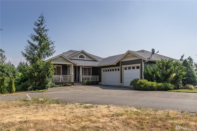 Graham Single Family Home For Sale: 16005 271st St Ct E