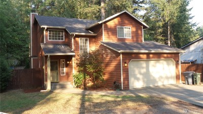Gig Harbor Single Family Home For Sale: 14001 Willow Tree Lane KPN