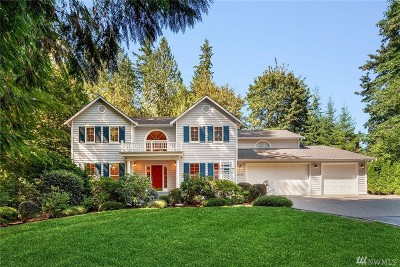 Woodinville Single Family Home For Sale: 20334 NE 150th
