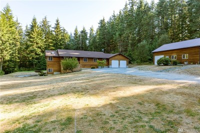 Langley Single Family Home Contingent: 2888 Keller Rd