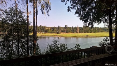 Shelton Single Family Home For Sale: 1341 E Beaver Ave