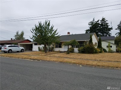 Anacortes Single Family Home Sold: 1502 39th St