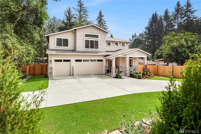 Bothell Single Family Home For Sale: 19006 92nd Ave NE