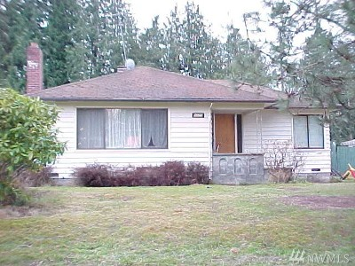 Stanwood Single Family Home For Sale: 8020 274th St NW