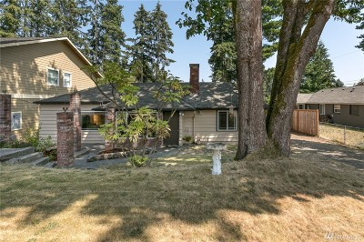 Mountlake Terrace Single Family Home For Sale: 23107 53rd Ave W