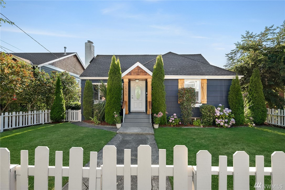 4 bed / 3 baths Home in Seattle for $1,235,000