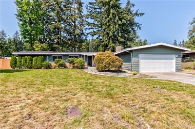 Bellevue Single Family Home For Sale: 2575 155th Ave SE