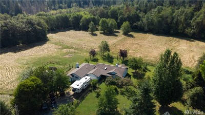 Orting Single Family Home For Sale: 18607 Pioneer Wy E