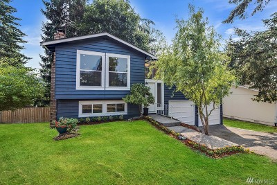King County Single Family Home For Sale: 13801 SE 173rd Place