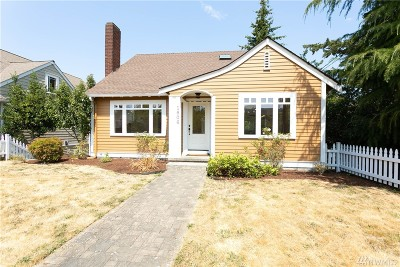 Anacortes Single Family Home For Sale: 1606 8th St