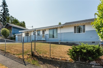 Tacoma Single Family Home For Sale: 812 S 78th St