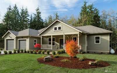 Port Ludlow Single Family Home For Sale: 3 Mount Constance Wy