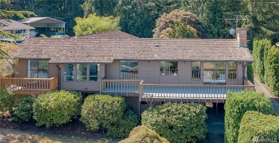 Federal Way Single Family Home For Sale: 31005 39th Ave SW