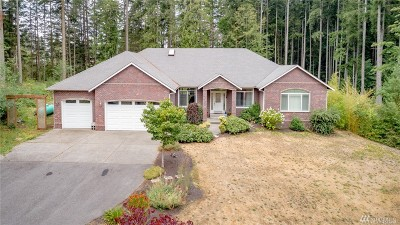 Stanwood Single Family Home For Sale: 8903 Lakewood Road