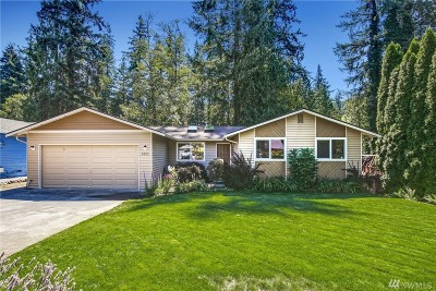 Marysville Single Family Home For Sale: 5122 130th Place NE