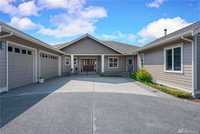 Anacortes, La Conner Single Family Home For Sale: 13052 Sunset Lane