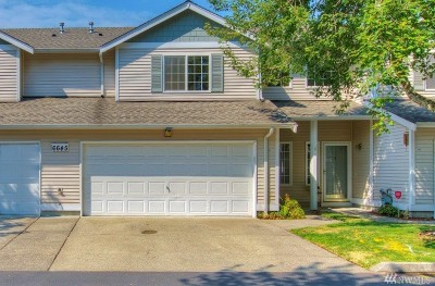 Lacey Condo/Townhouse For Sale: 6645 Millstone Lane SE #A102
