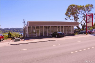 Kenmore Commercial For Sale: 6233 NE Bothell Wy