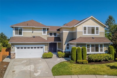 Snohomish Single Family Home For Sale: 13218 70th Dr SE