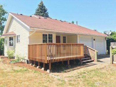 Centralia Single Family Home For Sale: 1120 S Silver St