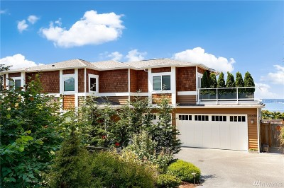Shoreline Single Family Home For Sale: 20419 25th Ave NW