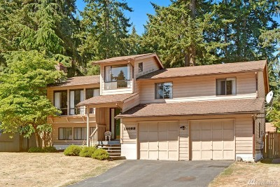 Edmonds Single Family Home For Sale: 14022 60th Ave W