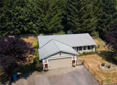 Single Family Home For Sale: 292 Chehalis Valley Dr
