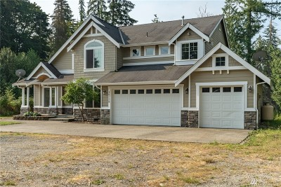 Snohomish Single Family Home For Sale: 16228 Three Lakes Rd