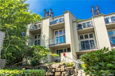 Condo/Townhouse Sold: 2939 76th Ave SE #42C