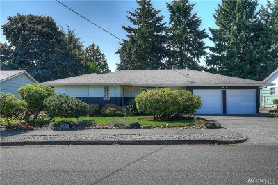 Single Family Home For Sale: 1726 S 80th St