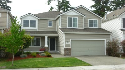 Spanaway Single Family Home For Sale: 1628 182nd St E