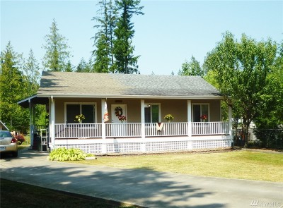 Maple Falls Single Family Home Sold: 6357 Little Big Horn