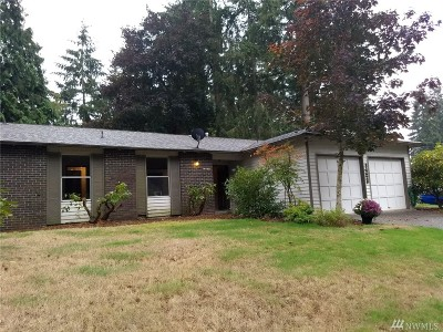 Bellevue Single Family Home For Sale: 14429 SE 19th Place