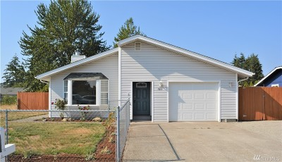 Single Family Home For Sale: 1523 S 93rd St