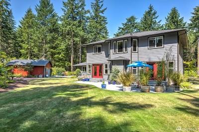 Coupeville Single Family Home Sold: 2175 Cedar Hollow Lane