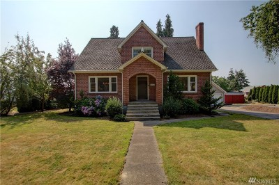 Mount Vernon Single Family Home Sold: 14522 Beaver Marsh Rd