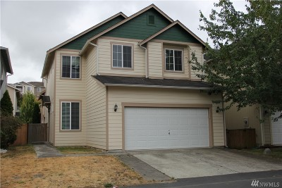 Puyallup Condo/Townhouse For Sale: 18513 100th Ave E
