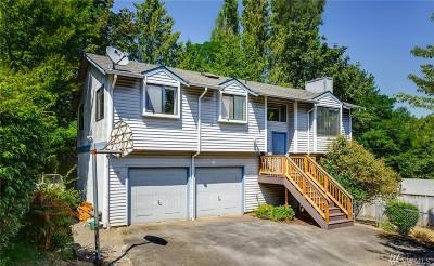 Shoreline Single Family Home For Sale: 1216 NE 198th St