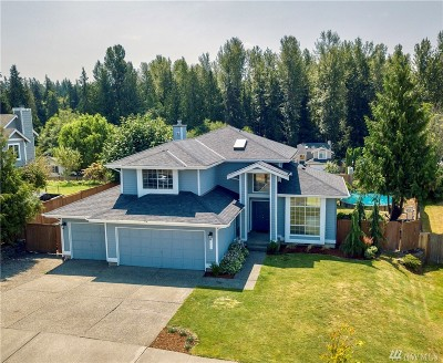 Puyallup Single Family Home Contingent: 3604 19th Av Ct SE
