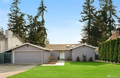Shoreline Single Family Home For Sale: 15735 Stone Ave N